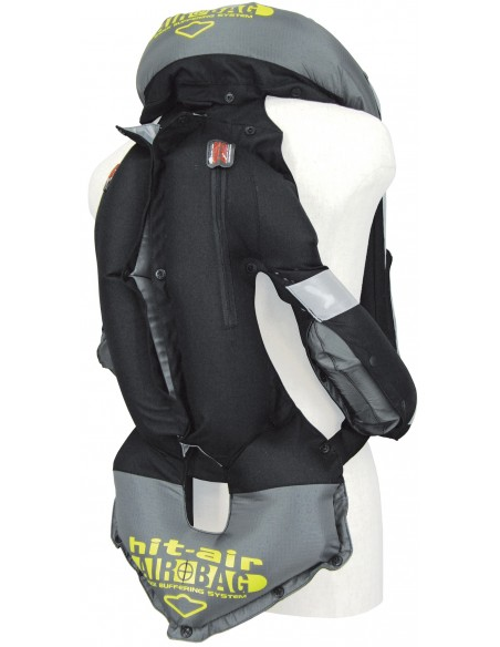 Gilet Airbag Light Reflex MLV-P - MOTO - NOIR